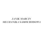 Janik Marcin. Mechanika samochodowa